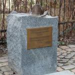 Memorial to the Firemen who died in the attacks on 9/11