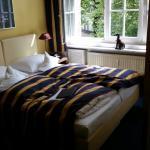 Die Betten haben wir selbst durcheinander gebracht.....;)