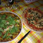 Tra le pizze più buone senza dubbio vi sono queste!