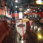 Homey worn bar
