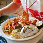 phials first lobster
