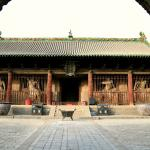 The Four Heavenly Kings Shuanglin Temple, Pingyao
