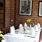 Cosy small restaurant