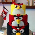 Santorini Bakery Lixoudis birthday cakes