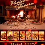 Exquisite Food in Romantic atmosphere !