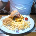 Hunger Buster Burger