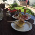 Breakfast 'Café Duo'