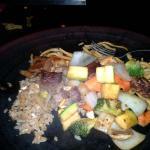 Steak & Scallops - So Good!!