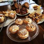 Famous Pastries made daily