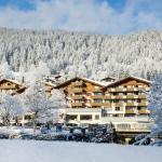 Aussenansicht Hotel Winter