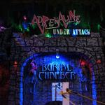 Burial Chamber Haunted House Complex
