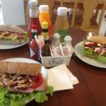 Sandwich Shoppe Cafe & Bar Patong Phuket의 사진