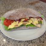 Create your own sandwich
