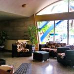 Lobby Hotel Atlántico
