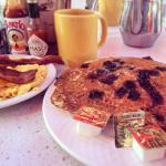 Spectacular gluten free pancakes ��