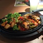 I forgot the name of this one but is so yummy. Show them the picture and try it! 