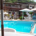 A melhor parte do Hotel, a piscina.