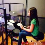 More in the studio