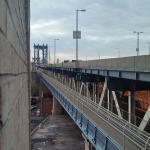 Blick aus dem Fenster 7. Floor Manhattan Bridge