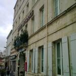 Dans un des plus anciens bâtiments de la ville