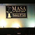 Masa at night.
