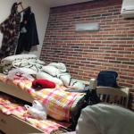 The Room where i and my friend stay