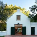 Front entrance to the Tasting Room