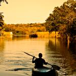 Canoeing at Tzaneen Country Lodge