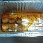 Brochette de poulet à 5 €