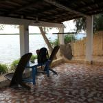 Terrasse bungalow N°2