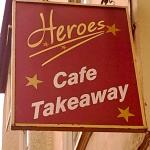 Heroes Cafe, Oxford