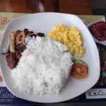 set breakfast
