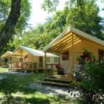 Ecolodge léman au camping saint-Disdille