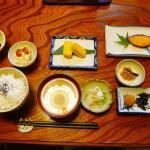 Traditional Breakfast ala Shizuo-san