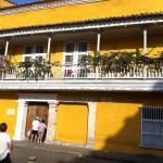 Fachada Casa Pombo Hotel