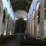 Igreja matriz de Cartagena, praticamente em frente ao hotel