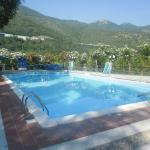 panorama della piscina