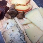 Selection of Spanish Cheeses
