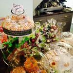 Candy shop & Tea house