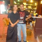 with ''Sanam''...thank you buddy!!