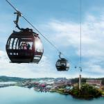 Singapore Cable Car (Seilbahn)
