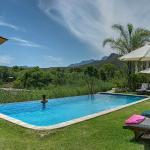 The swimmingpool at Rosendal