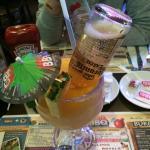 BIG Margarita!!!!!!!!!!!!!!!!!!