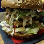 Hail Caesar Burger