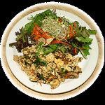 scramble tofu
