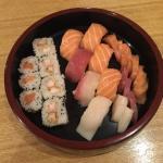 Sushi maki sashimi