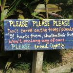Polite notice!