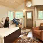 KBBC guests enjoying one of our four cabins.