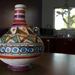Unique Mexican Artwork Throughout Suites