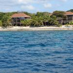 Foto de Deep Blue Resort Utila